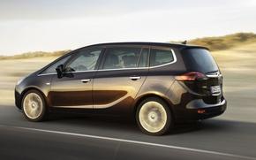 Picture Opel, Zafira, Tourer, minivan