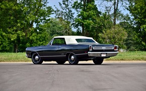 Picture 1969, Convertible, Hemi, Plymouth Gtx, Muscle classic, Old car