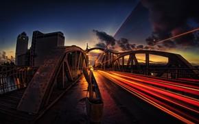Picture Art, Krefeld, New Swing Bridge