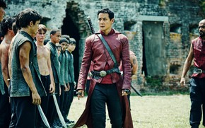 Picture AMC, tv series, Netflix, Into the Badlands