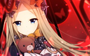 Picture look, anime, girl, fate/grand order