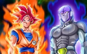 Picture DBS, game, alien, anime, manga, Son Goku, powerful, Dragon Ball, strong, Goku, seifuku, Hit, kame, …