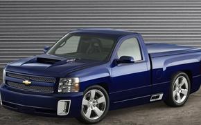 Picture Chevrolet, pickup, Silverado