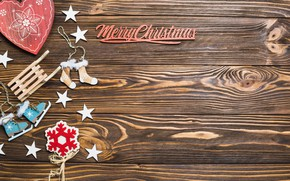Picture holiday, space, christmas, with, decor, decoration