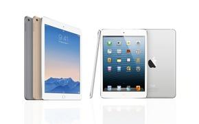 Picture Apple, logo, iPad, technology, iPad Air, high tech, iPad Air 2, game center