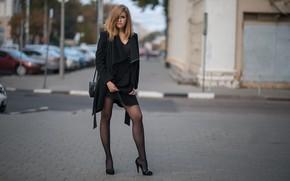 Picture style, skirt, legs, Veronica, Veronica, Dmitry Sn, Dmitry Shulgin