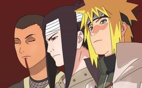 Picture game, Naruto, anime, man, face, ninja, asian, manga, hokage, shinobi, japanese, Namikaze Minato, Naruto Shippuden, …