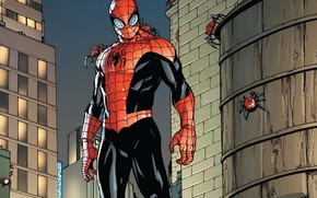 Picture comic, Marvel Comics, Superior Spider-Man, Antihero, Perfect Spider-Man, Otta Octavius