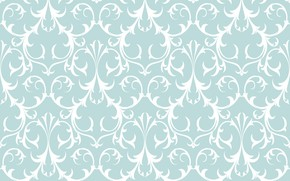 Picture Pattern, Background, Blue, Texture