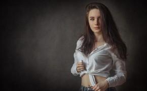 Picture shirt, sponge, the beauty, Ilya * Filimoshin