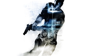 Picture Weapons, Game, Alpha Protocol