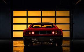 Picture Auto, Machine, Ferrari, Ferrari, 365, Boxer, Berlinetta, Side view, GT4, Jeremy Cliff, 365 GT4, 365 …