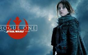 Picture Felicity Jones, Star Wars Rogue One, Jyn Erso