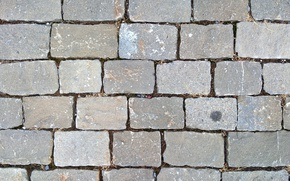 Picture wallpaper, road, grey, texture, background, stones, paving-stones