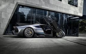 Wallpaper AMG, Mercedes AMG Project One, Mercedes - Benz, Mercedes - Benz, 2017, Frankfurt Motor Show, ...