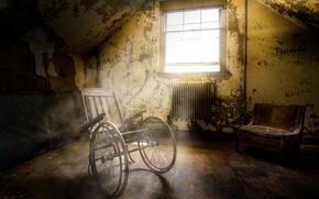 Picture light, window, stroller