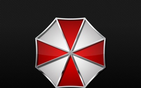 Picture Umbrella Corp., film, Biohazard, book, Resident Evil, logo, texture, evil, Umbrella Corporarion, Our Business is ...