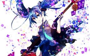 Picture girl, Vocaloid, Hatsune Miku