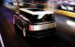 Picture Ford, Flex, crossover