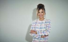 Picture smile, singer, Rita Ora