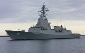 Picture Australia, Navy, HMAS, Hobart