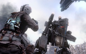 Picture Killzone, soldier, helghast, isa