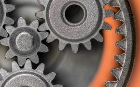 Picture macro, background, mechanism