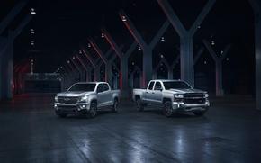 Picture Chevrolet, jeep, SUV, pickup, Colorado, Silverado