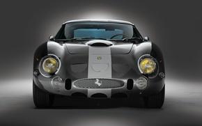 Picture Ferrari, Race, GTB, Legend, 1964, 275, Silver, Italian