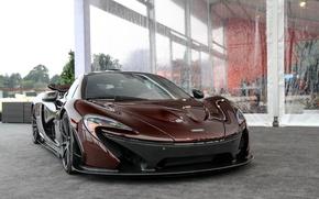 Picture McLaren, supercar, supercar, P1