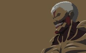 Picture game, big, anime, evil, asian, giant, manga, japanese, oriental, asiatic, powerful, strong, muscular, Shingeki no …