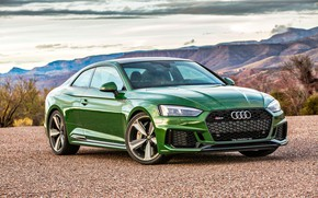 Picture Audi, Audi, coupe, Coupe, RS 5