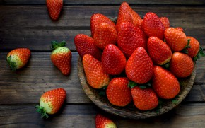 Picture berries, strawberry, red, fresh, strawberry, berries