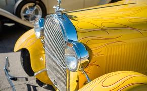 Picture Ford, Retro, classic, 1929