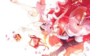 Picture anime, art, No Basuan of the kur, Akasha, Seijuro