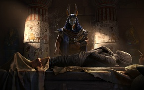 Picture Ubisoft, Egypt, Game, Assassin's Creed: Origins