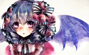 Picture look, anime, art, girl
