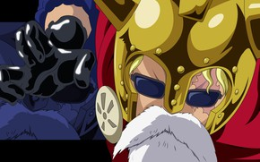 Picture game, One Piece, pirate, anime, fight, Lucy, asian, manga, japanese, pearls, powerful, strong, akuma from …