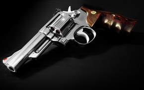 Wallpaper revolver, gun, weapon, Smith and Wesson, 44 Magnum, S&W, Smith & Wesson