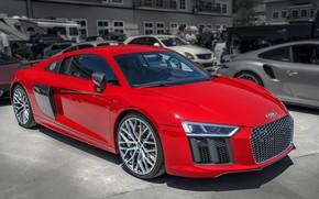 Picture AUDI, four-wheel drive, sports car