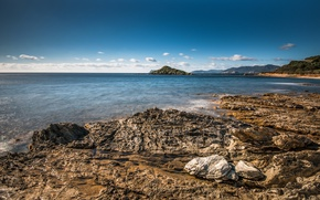 Picture Nature, Stones, Italy, Coast, Southern Sardinia