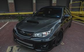 Picture Subaru, Impreza, WRX, STI, Grey