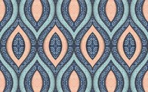 Wallpaper texture, background, pattern, ornament