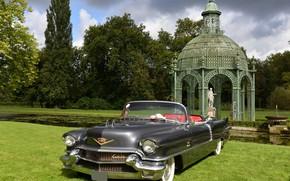 Picture retro, Eldorado, Cadillac, 1956 Cadillac Eldorado