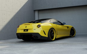 Picture Wheelsandmore, Supercar, Ferrari 599 GTO