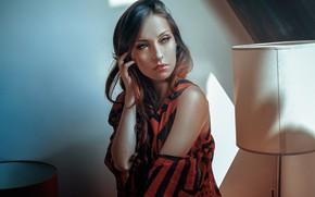 Picture face, style, model, Euforia