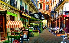 Picture France, Paris, Figure, Street, Paris, Art, Art, France, Street