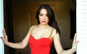 Picture makeup, the beauty, Maria Jose Macias