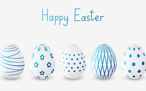 Picture eggs, Easter, painting