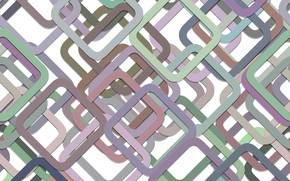 Wallpaper abstraction, geometry, squares, multicolor, background